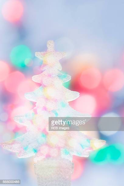 Christmas tree decoration, close-up