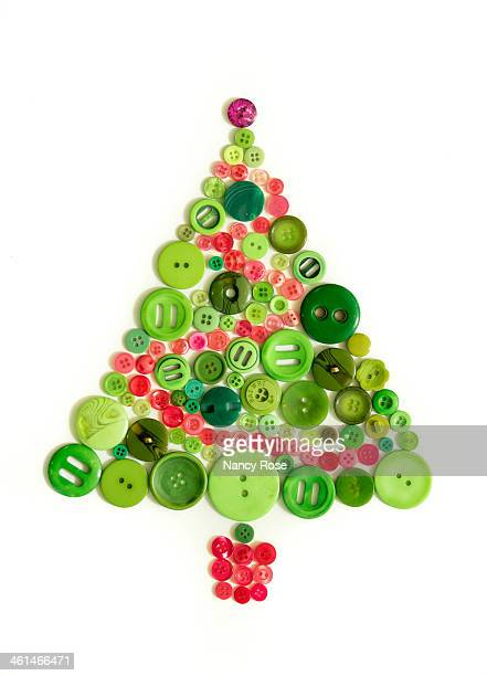 Christmas tree os buttons
