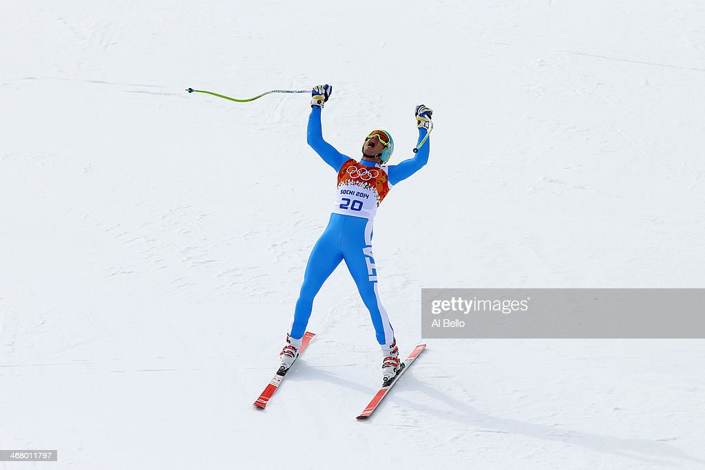 Alpine Skiing - Winter Olympics Day 2