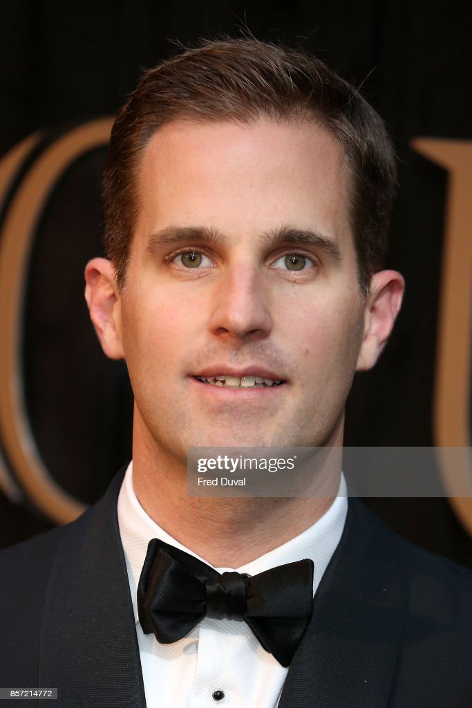 Christoph Grainger-Herr attends the BFI Luminous Fundraising Gala at The Guildhall on October 3, 2017 in London, England.