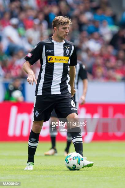 Christoph Kramer of Gladbach controls the ball during the Telekom Cup 2017 match between Borussia Moenchengladbach and Werder Bremen at on July 15...