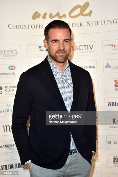 Christoph Metzelder attends the Pre Golf Party during the 9th Golf Charity Cup hosted by the Christoph Metzelder Foundation on May 20 2017 in...