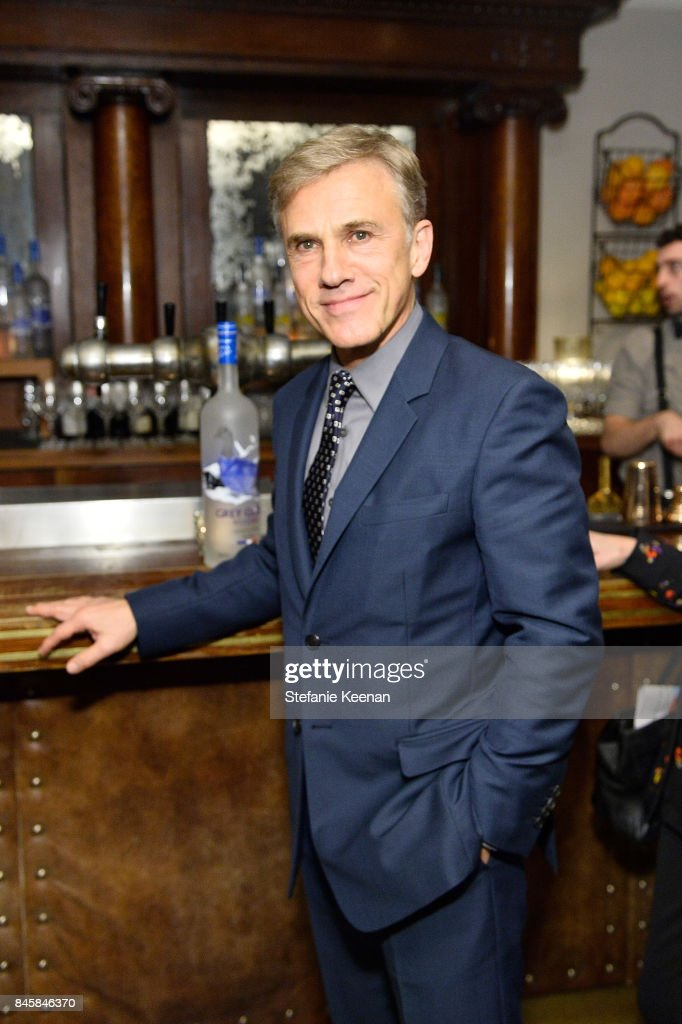 Christoph Waltz at the DOWNSIZING premiere party hosted by GREY GOOSE Vodka and Soho House on September 11, 2017 in Toronto, Canada.