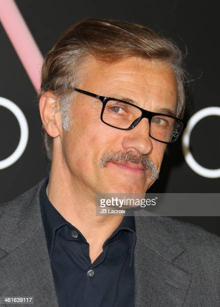 Christoph Waltz attends the Audi Golden Globes Weekend Cocktail Party held at Cecconi's Restaurant on January 9 2014 in Los Angeles California