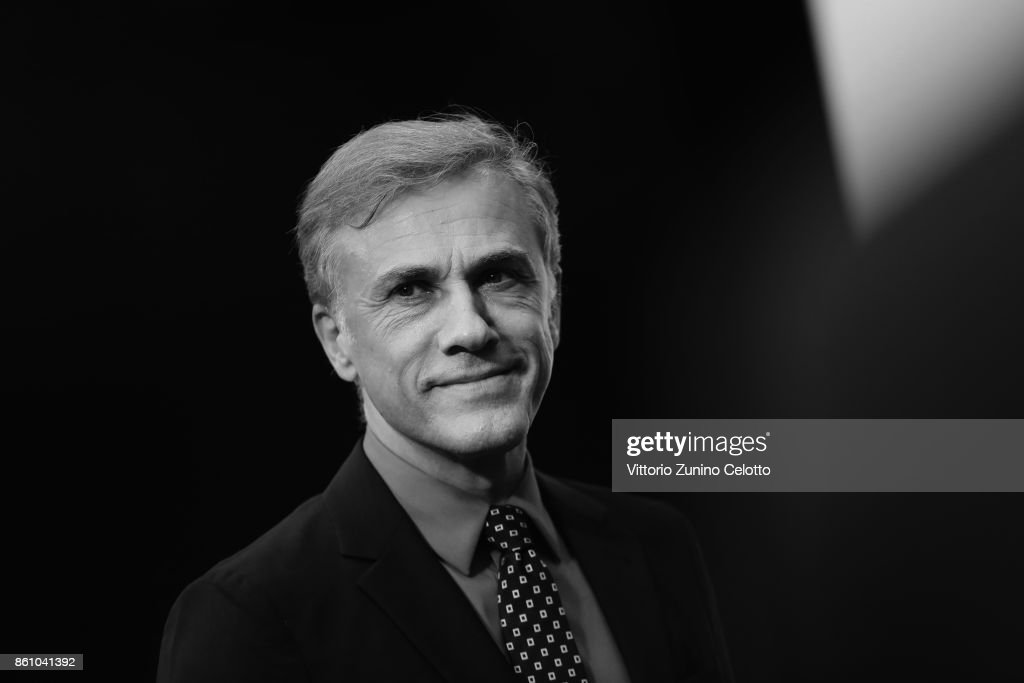 Christoph Waltz attends the BFI Patron's Gala and UK Premiere of 'Downsizing' during the 61st BFI London Film Festival at the Odeon Leicester Square on October 13, 2017 in London, England.