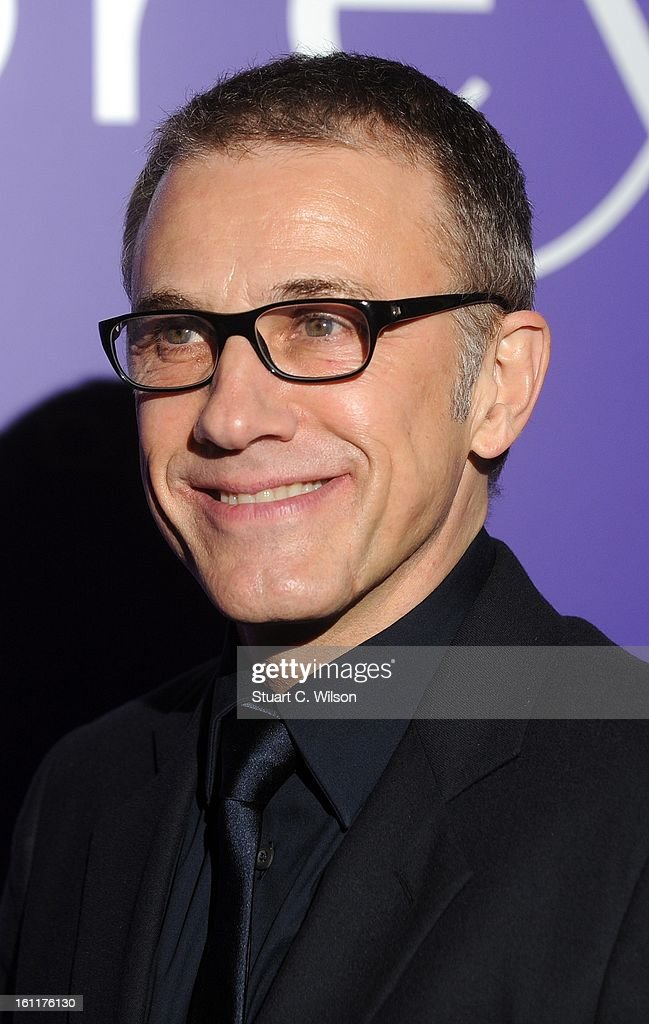 Christoph Waltz attends the EE British Academy Film Awards nominees party at Asprey London on February 9, 2013 in London, England.