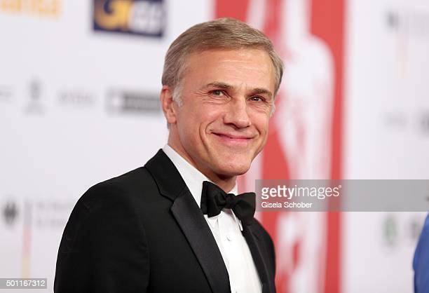 Christoph Waltz during the European Film Awards 2015 at Haus Der Berliner Festspiele on December 12 2015 in Berlin Germany