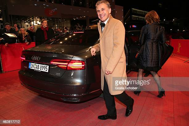 Christoph Waltz during the Opening Party for the 65th Berlinale International Film Festival at Berlinale Palace on February 5 2015 in Berlin Germany