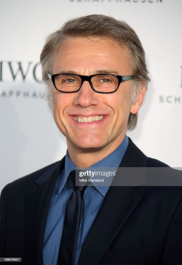 Christoph Watlz attends the IWC FilmMakers dinner during The 66th Annual Cannes Film Festival on May 19, 2013 in Cannes, France.