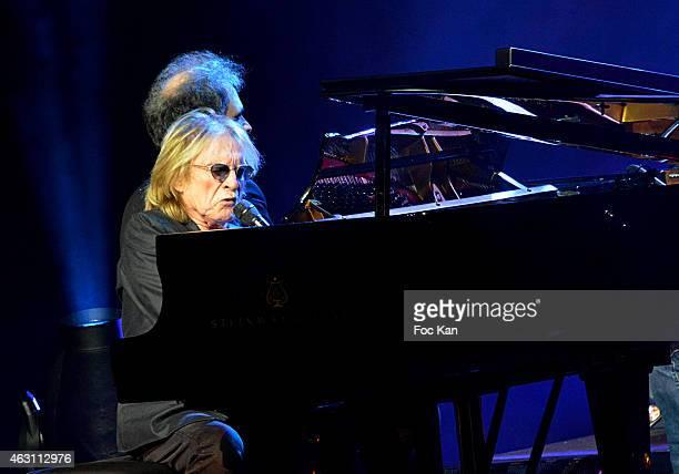 Christophe attends 'La 3eme Nuit De La Deprime 2015 ' At Folies Bergeres on February 9 2015 in Paris France