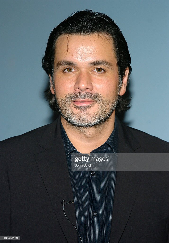 Christophe Barratier director/writer/composer during 'Les Choristes' Los Angeles Screening at AFI/Mark Goodson Screening Room in Hollywood California...