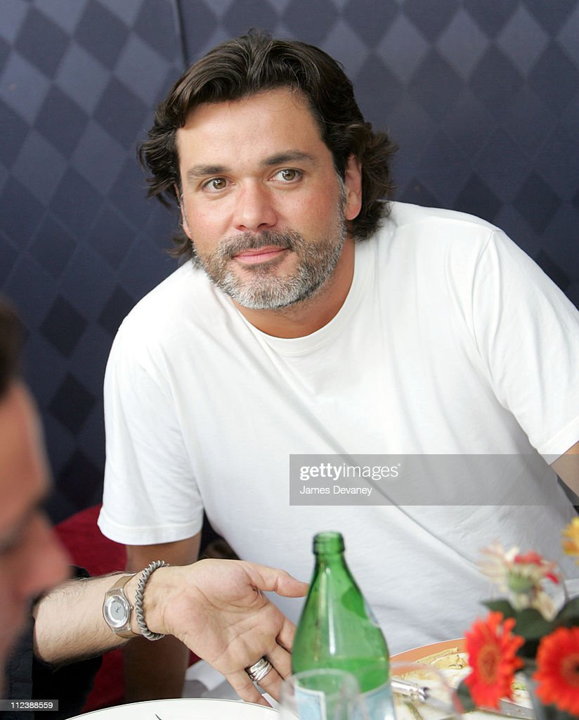 Christophe Barratier during 2004 Toronto International Film Festival 'Unifrance' Press Luncheon at Prego della Piazza in Toronto Ontario Canada
