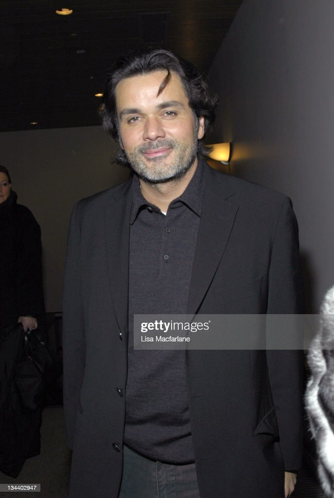Christophe Barratier during 'The Chorus ' New York City Premiere at Florence Gould Hall in New York City New York United States