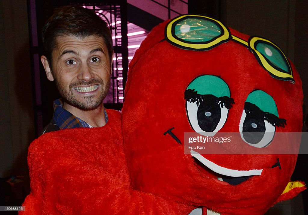 Christophe Beaugrand attends the Sushi Shop Launches New Menu By Joel Robuchon - Photo Call At Le Mini Palais on November 19, 2013 in Paris, France.