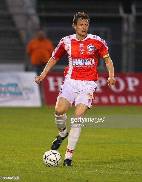 Christophe DUSSART Nimes / Moulins 31e journee National