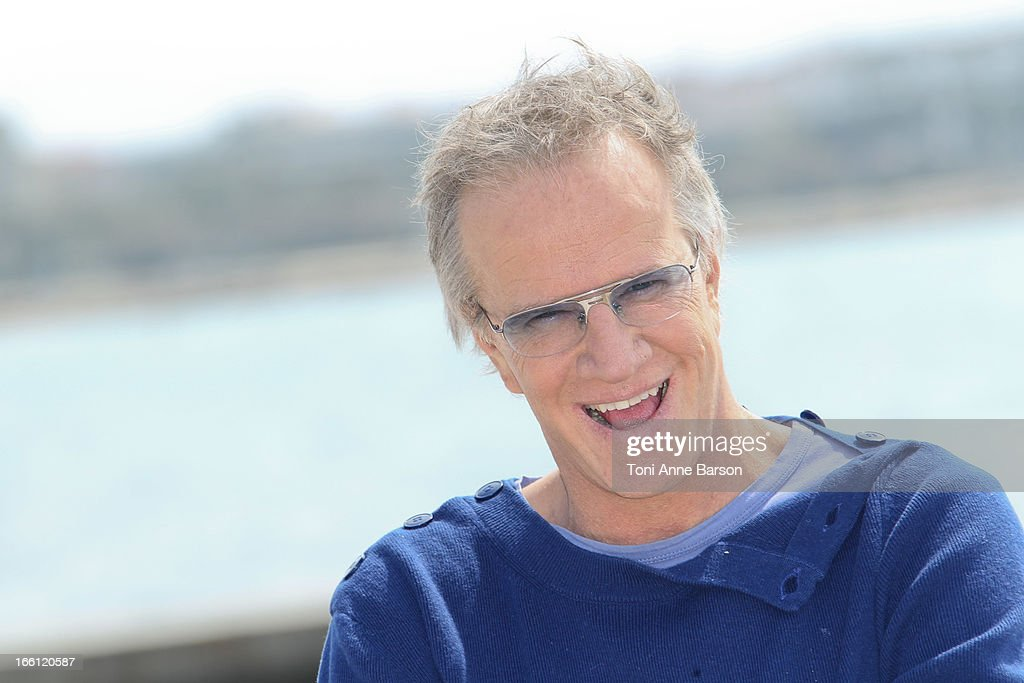 <a gi-track='captionPersonalityLinkClicked' href=/galleries/search?phrase=Christophe+Lambert&family=editorial&specificpeople=240500 ng-click='$event.stopPropagation()'>Christophe Lambert</a> attends 'La Source' Photocall on the Croisette during the 50th MIPTV on April 8, 2013 in Cannes, France.