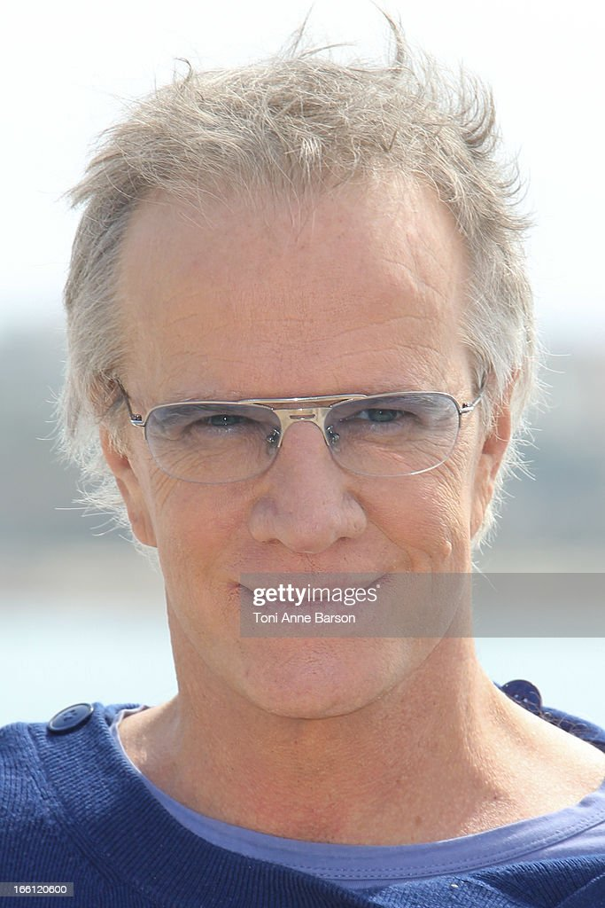 Christophe Lambert attends 'La Source' Photocall on the Croisette during the 50th MIPTV on April 8, 2013 in Cannes, France.