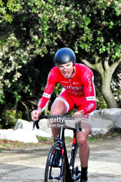 Christophe Laporte of Cofidis during the stage 5 of the Etoile of Besseges from Ales to Ales on February 5th 2017 in Ales France