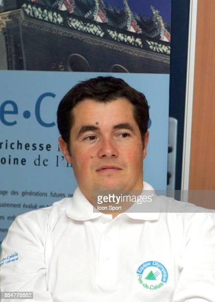 Christophe LATTAIGNANT aviron Nord Pas de Calais Olympique