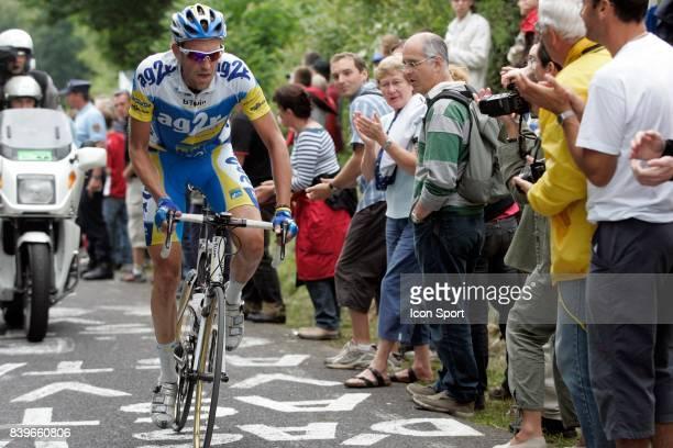 Christophe MOREAU AG2R Championnats de France 2007 Course en Ligne Elite Aurillac