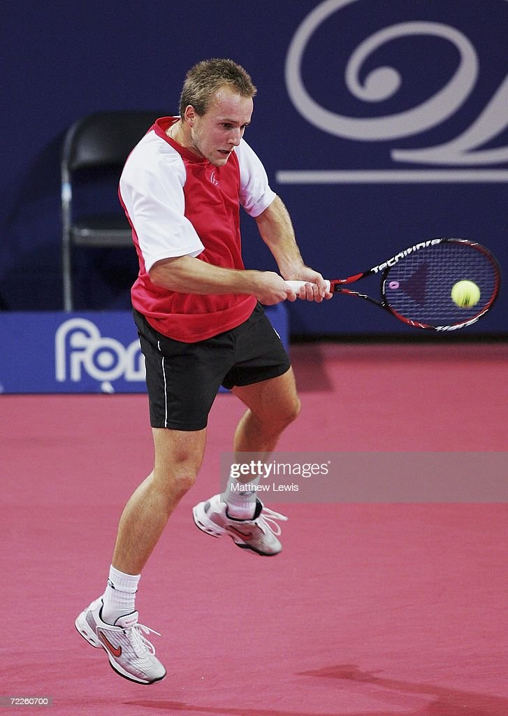 ATP Davidoff Swiss Indoors - Day Two