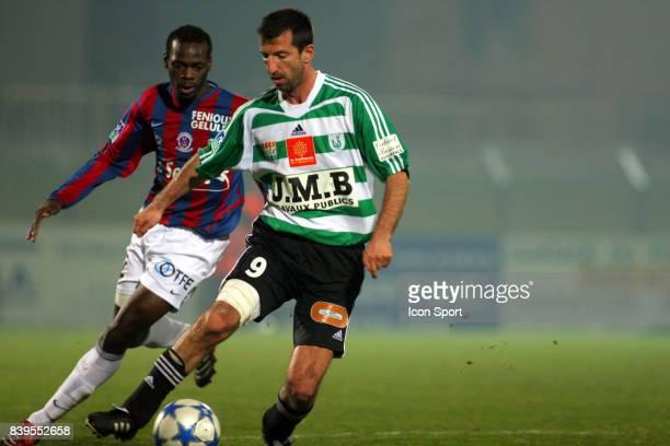 Christophe ROUVE Sete / Chateauroux 30eme Journee de Ligue 2