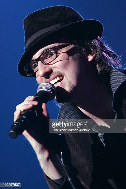 Christophe Willem during '2007 Night of the Proms' at Nikaia in Nice France