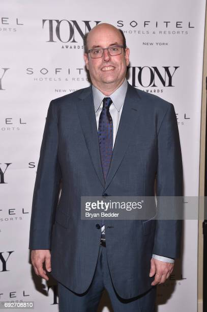 Christopher Ashley attends the Tony Honors Cocktail Party presenting the 2017 Tony Honors for excellence in the theatre and honoring the 2017 special...