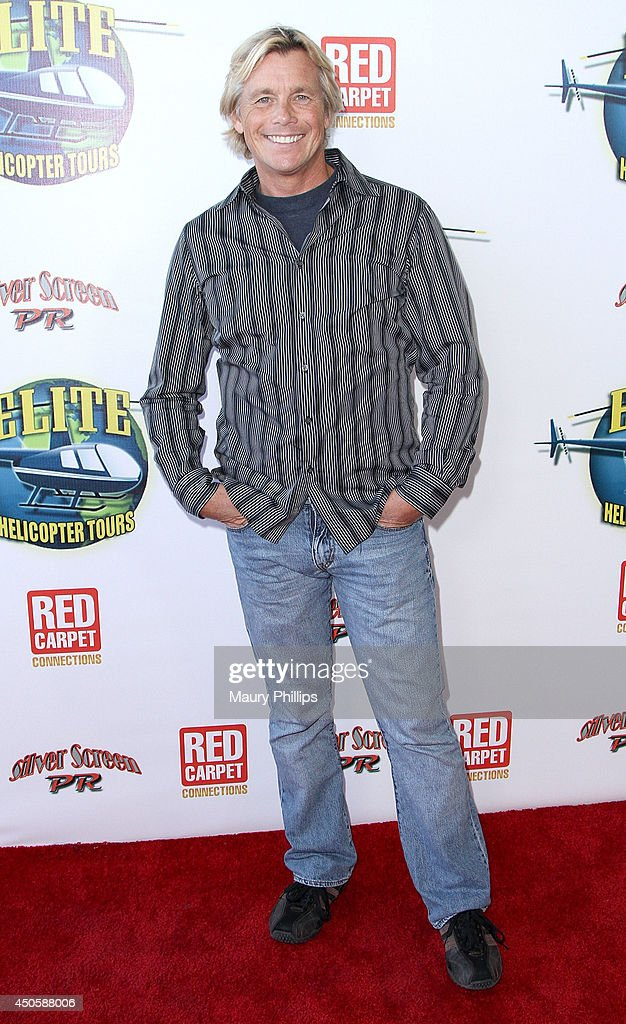 <a gi-track='captionPersonalityLinkClicked' href=/galleries/search?phrase=Christopher+Atkins&family=editorial&specificpeople=240534 ng-click='$event.stopPropagation()'>Christopher Atkins</a> arrives at Lorenzo Lamas' New Business Elite Helicopter launch party at the Van Nuys Airport on June 13, 2014 in Van Nuys, California.