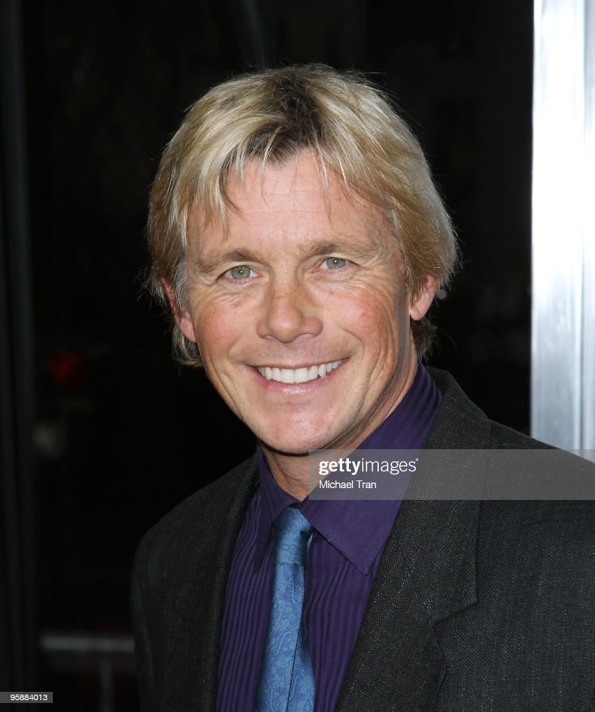 Christopher Atkins arrives to the Los Angeles premiere of 'Extraordinary Measures' held at Grauman's Chinese Theatre on January 19 2010 in Hollywood...