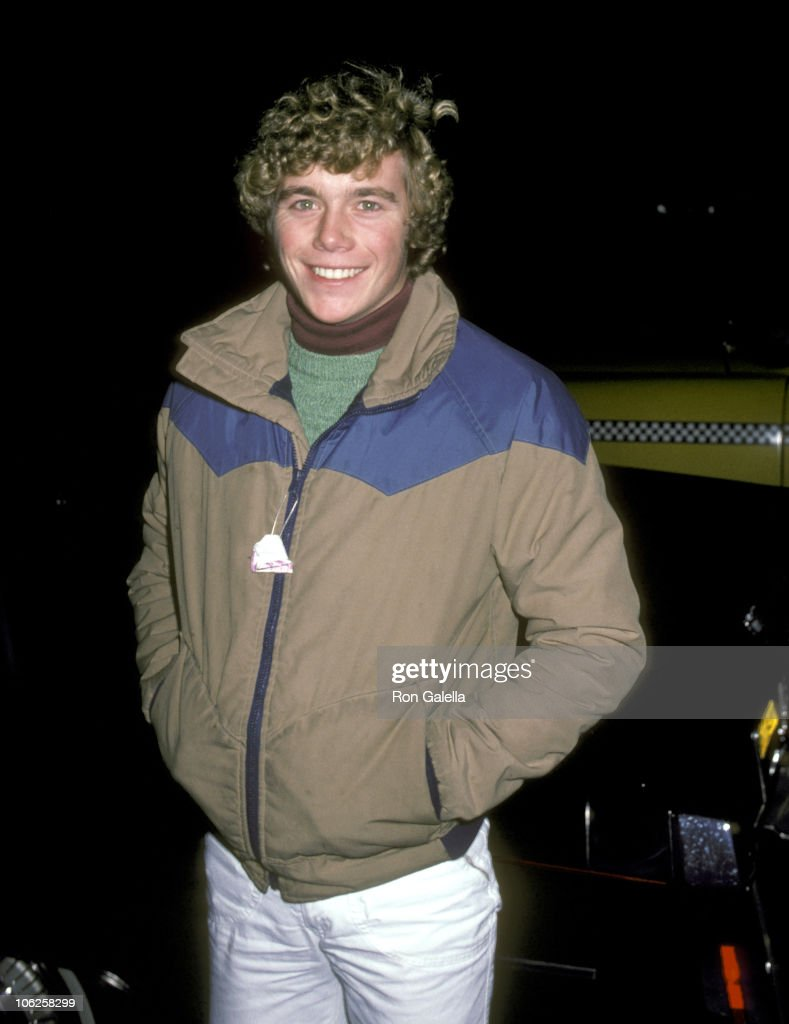 Christopher Atkins during Christopher Atkins at Hemsley Hotel February 13 1982 at Hemsley Hotel in New York City New York United States