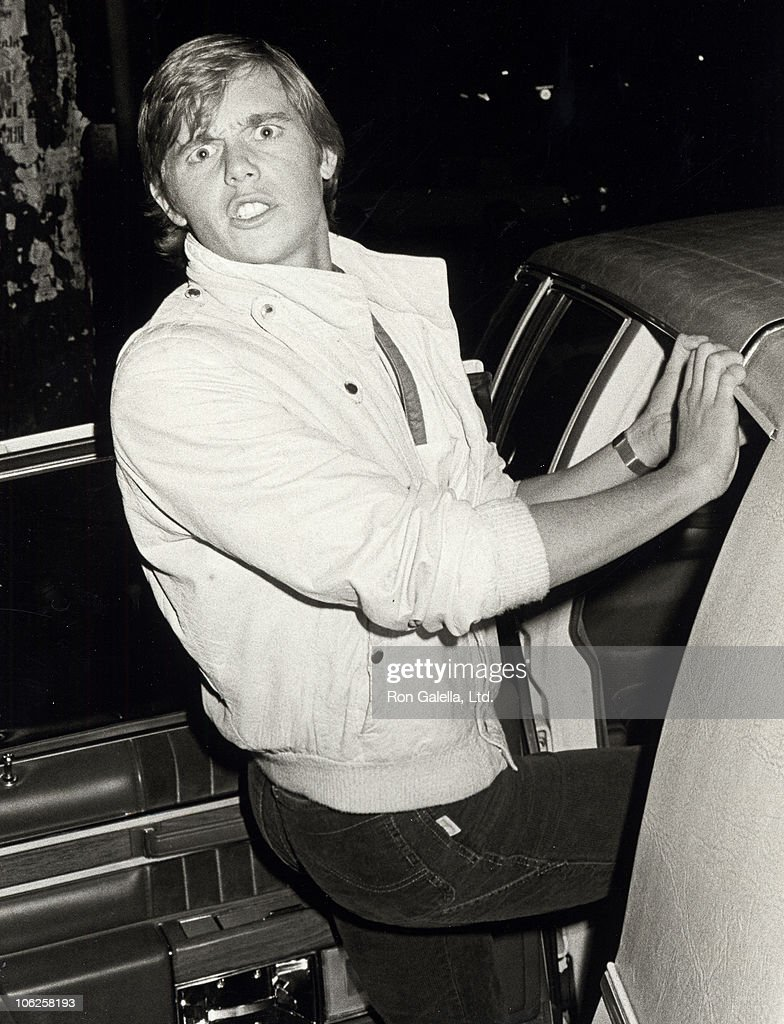 Christopher Atkins during Party for Genesis at Spago in Beverly HIls California United States
