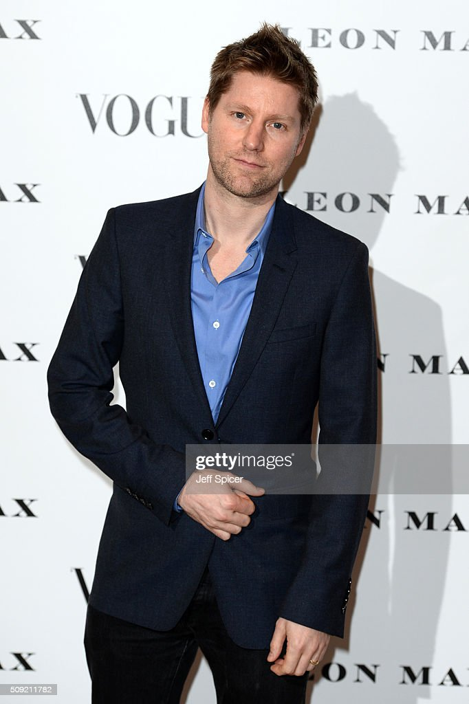 Christopher Bailey attends at Vogue 100 A Century Of Style at the National Portrait Gallery on February 9 2016 in London England