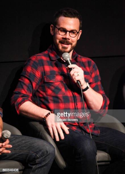 Christopher Cantwell attends The 'Halt And Catch Fire' Screening And Panel at IFC Center on October 11 2017 in New York City