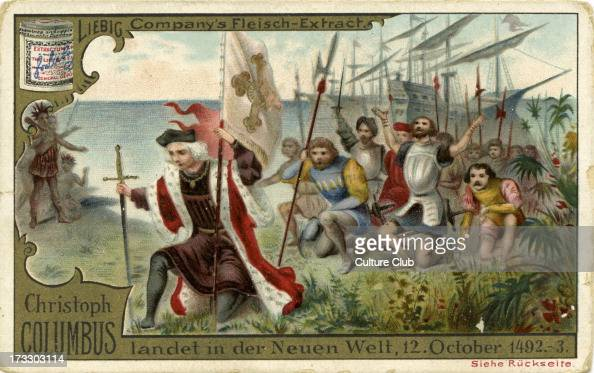 Christopher Columbus Explorer Stock Photos and Pictures   Getty Images
