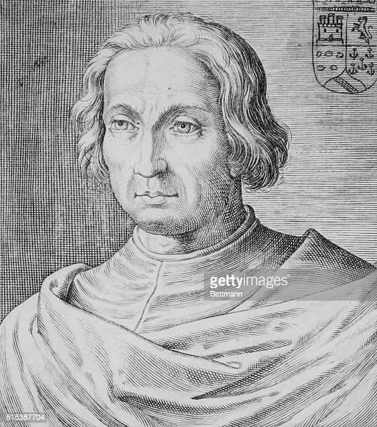 Christopher Columbus Master mariner discoverer of America 1492