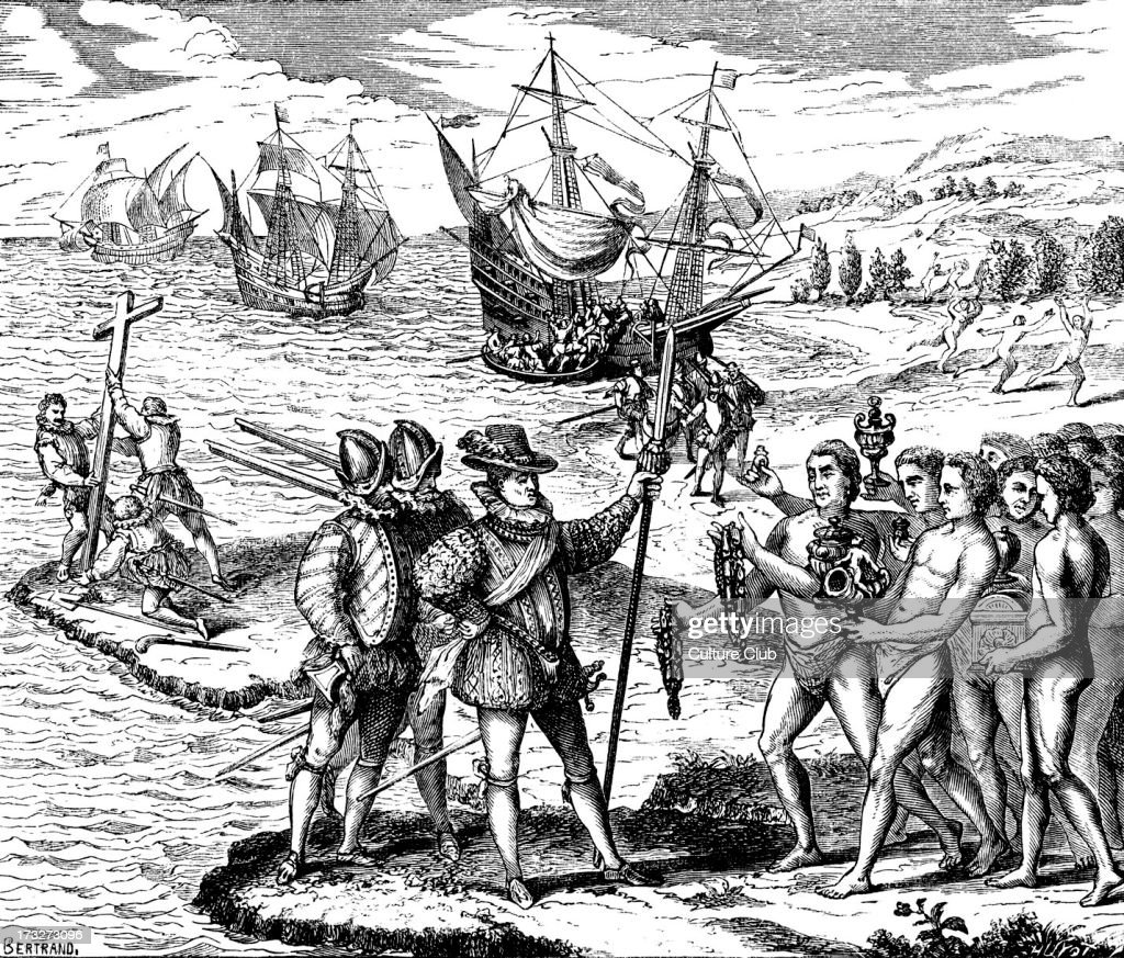 christopher columbus and the spread of christianity through his voyages In 1485 christopher columbus, in company with his young speaking to them through means that they and his desire to spread christianity appealed to her.