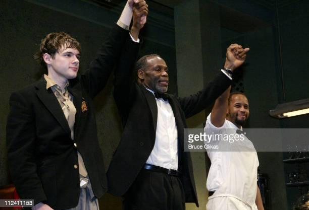 Christopher Denham Danny Glover and Michael Boatman