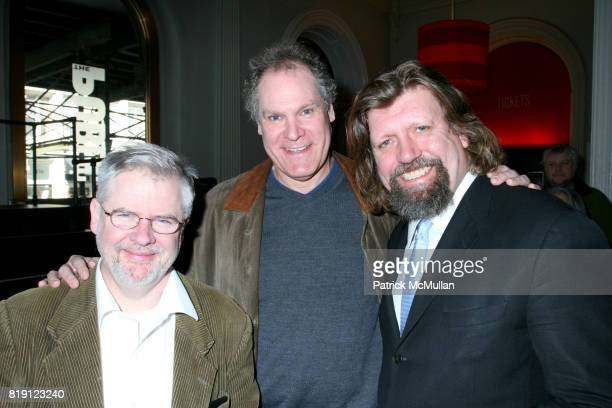 Christopher Durang J O Sanders and Oskar Eustis attend THE PUBLIC THEATRE Kicks Off Building Renovations and Launches CAPITAL CAMPAIGN With...