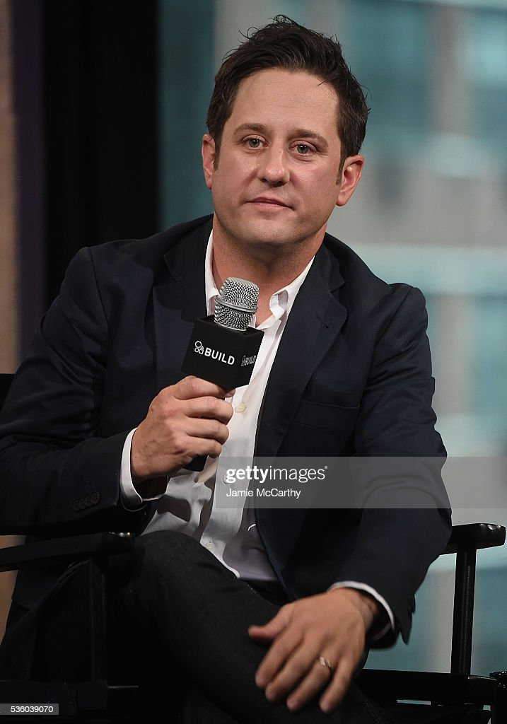 Christopher Fitzgerald attends AOL Build Speaker Series - Christopher Fitzgerald, 'Waitress' at AOL Studios In New York on May 31, 2016 in New York City.