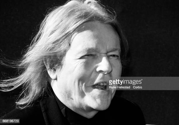 Christopher Hampton attends The Olivier Awards 2017 at Royal Albert Hall on April 09 2017 in London England