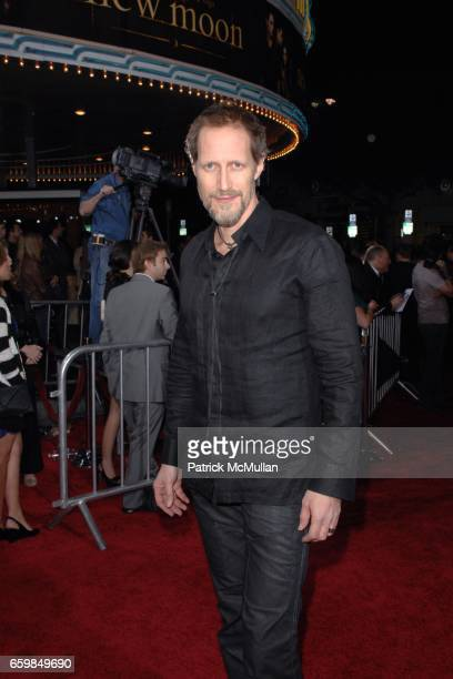 Christopher Heyerdahl attends SUMMIT ENTERTAINMENT'S PREMIERE OF THE TWILIGHT SAGA NEW MOON at Mann's Village Theatre on November 16 2009 in Westwood...