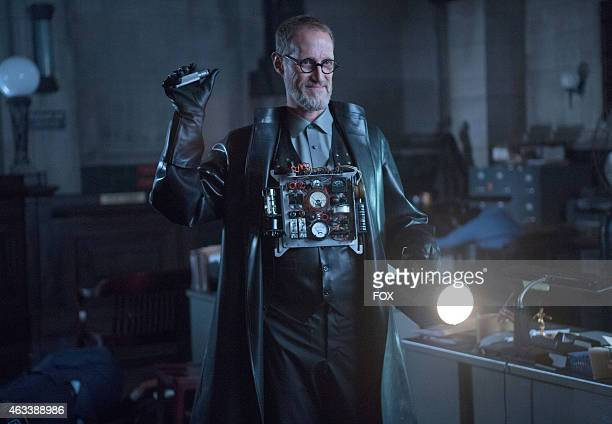 Christopher Heyerdahl gueststars as Jack Gruber in the 'What The Little Bird Told Him' episode of GOTHAM airing Monday Jan 19 2015 on FOX