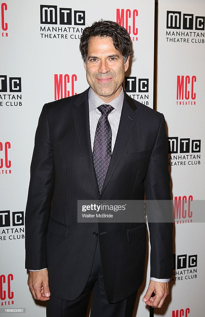 Christopher Innvar attends the Broadway Opening Night After Party for 'The Snow Geese'' at Copacabana on October 24, 2013 in New York City.