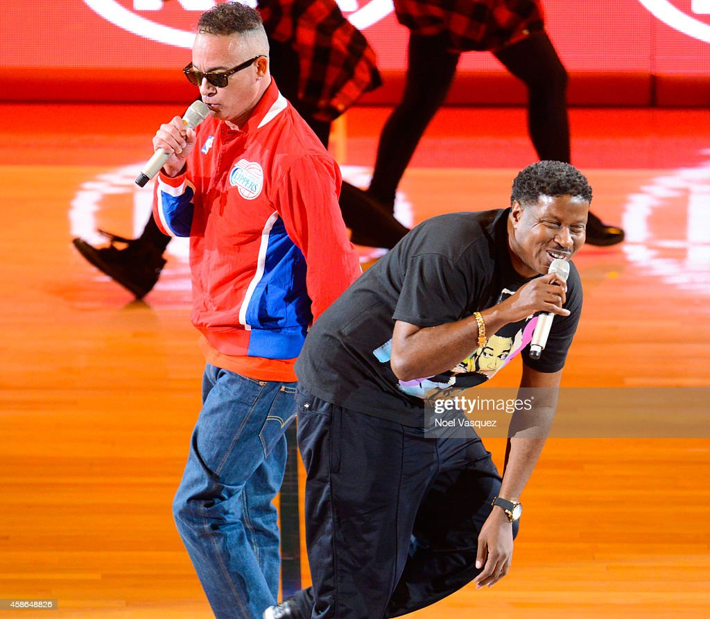 Celebrities At The Los Angeles Clippers Game | Getty Images
