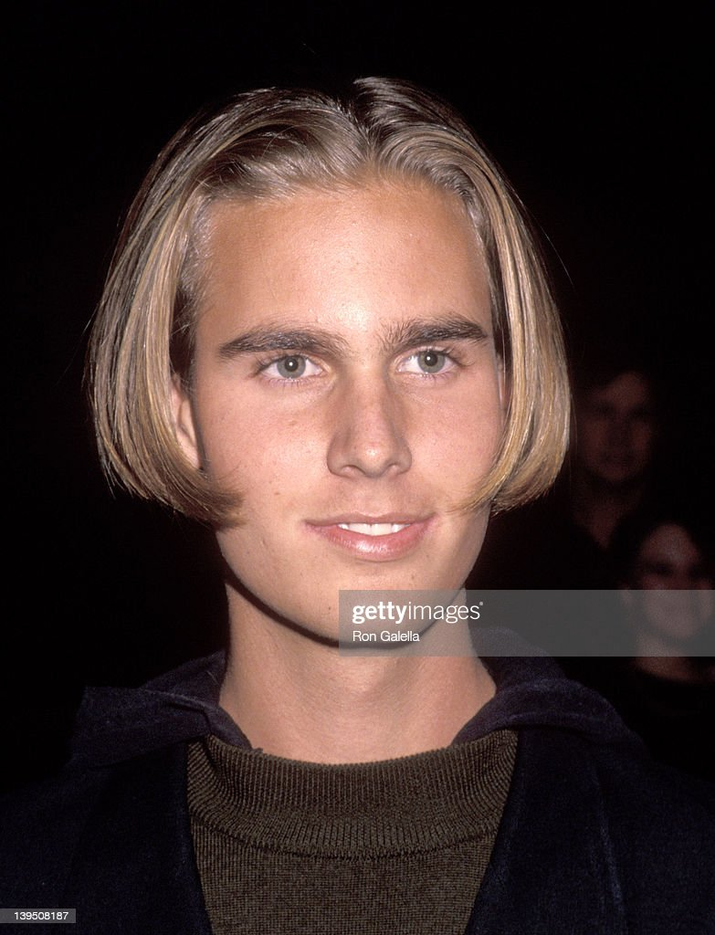 Christopher Landon attends the 13th Annual Youth in Film Awards on December 1, 1991 at the Television Academy of Arts and Sciences in North Hollywood, California.