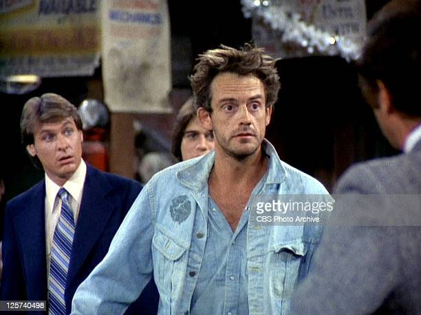 Christopher Lloyd as Reverend Jim Ignatowski in the TAXI episode 'Paper Marriage' Original airdate October 31 1978 Image is a frame grab