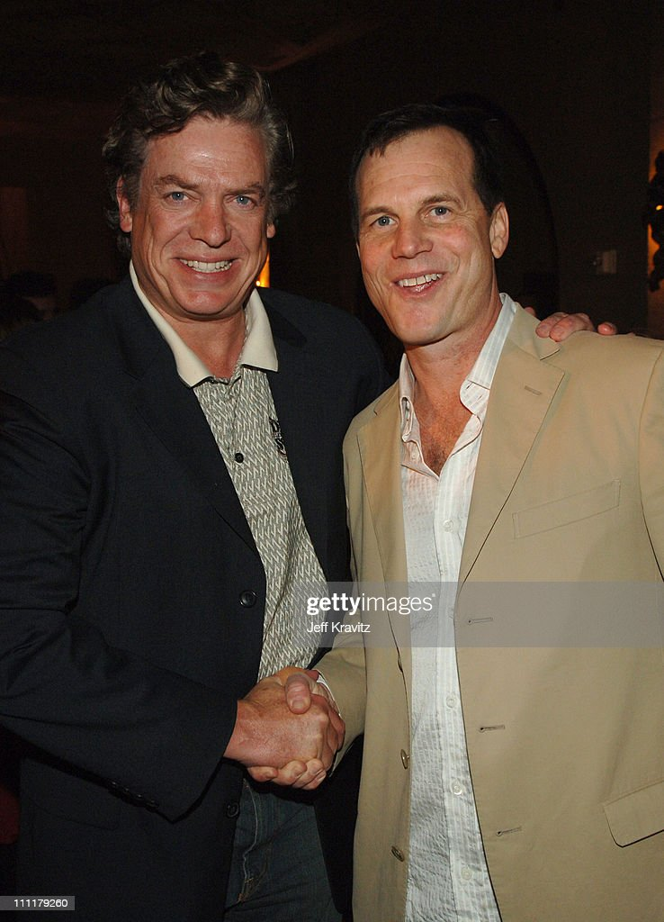 Christopher McDonald and Bill Paxton during HBO Original Series 'Big Love' Premiere After Party at Grauman's Chinese Theater in Hollywood California...