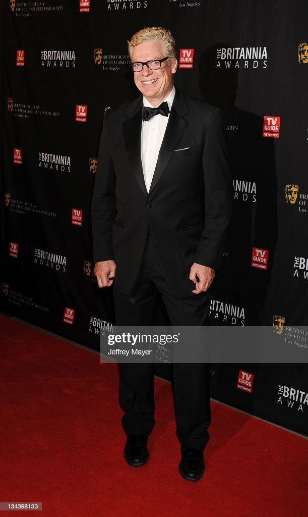 Christopher McDonald arrives at the 2011 BAFTA Britannia Awards at The Beverly Hilton hotel on November 30 2011 in Beverly Hills California
