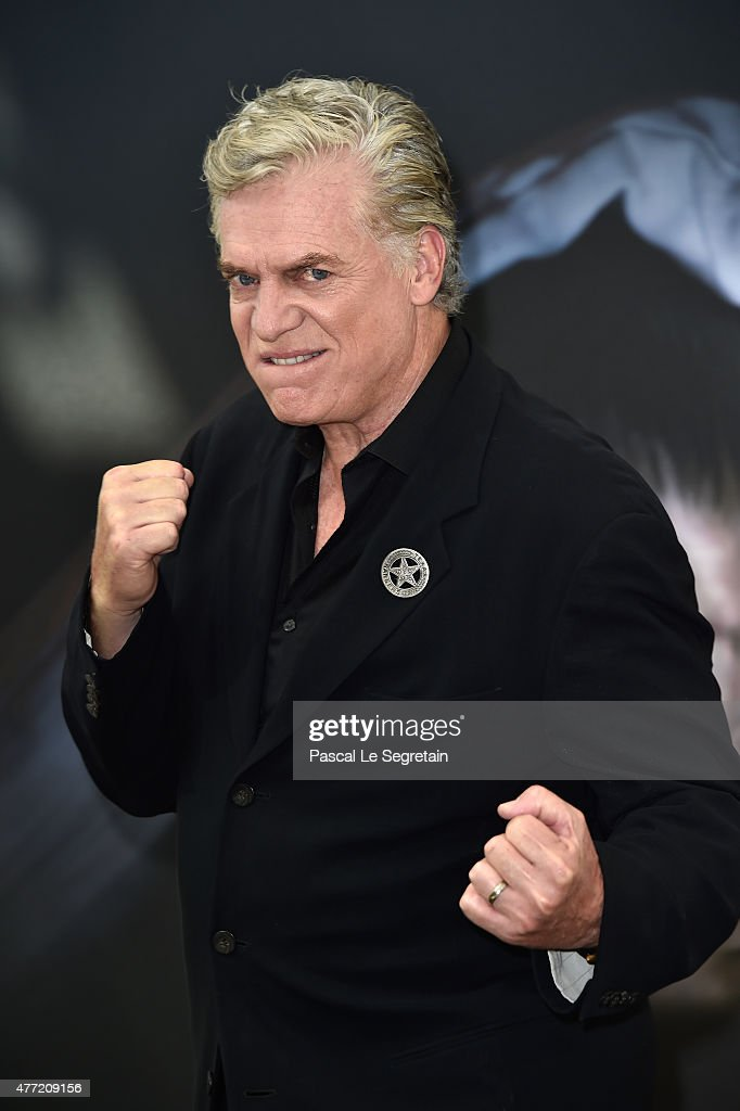 Christopher Mcdonald attends a photocall for the 'Texas Rising' TV series on June 15 2015 in MonteCarlo Monaco